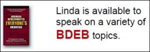Image snip BDEB Linda Speaks